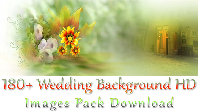 180+ Wedding Background HD Images Pack Download