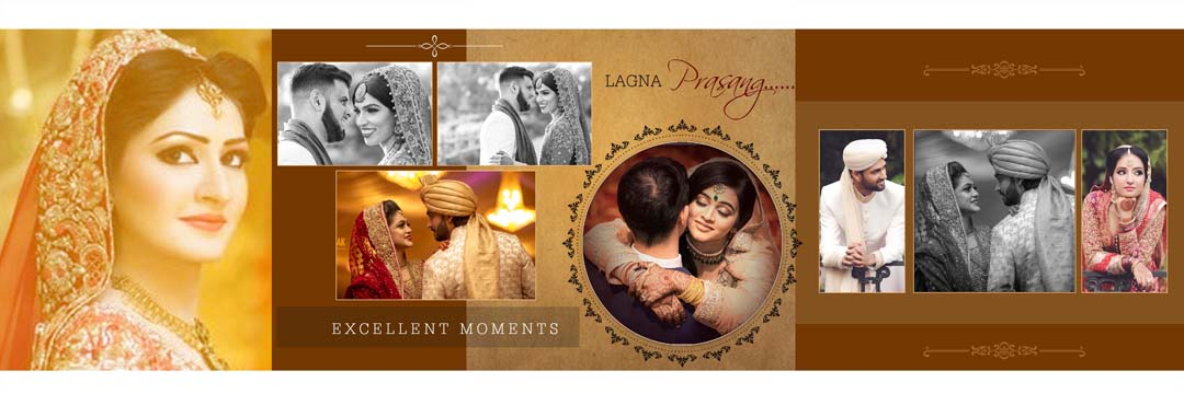 New 2020 Wedding Album 12 36 Psd Designs Sheets