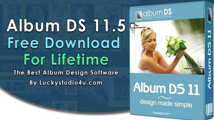 Album DS 11.5 Free Download For Lifetime