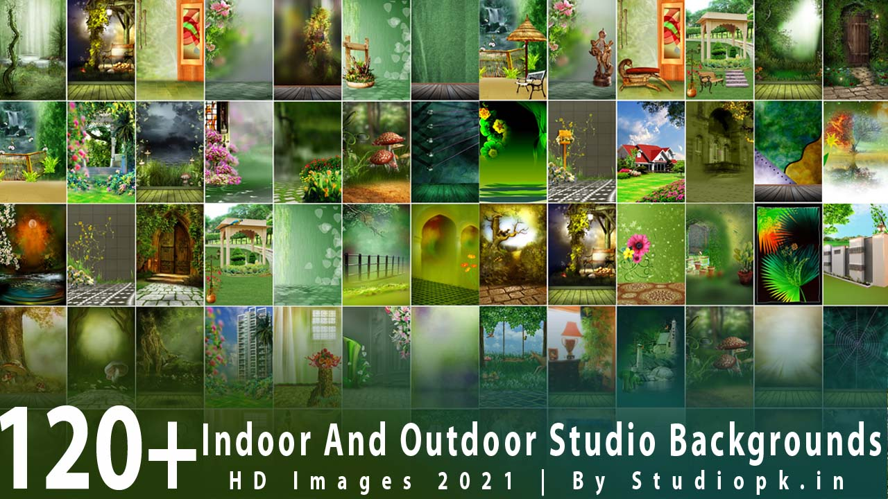 120+ Indoor And Outdoor Studio Background HD Images 2021
