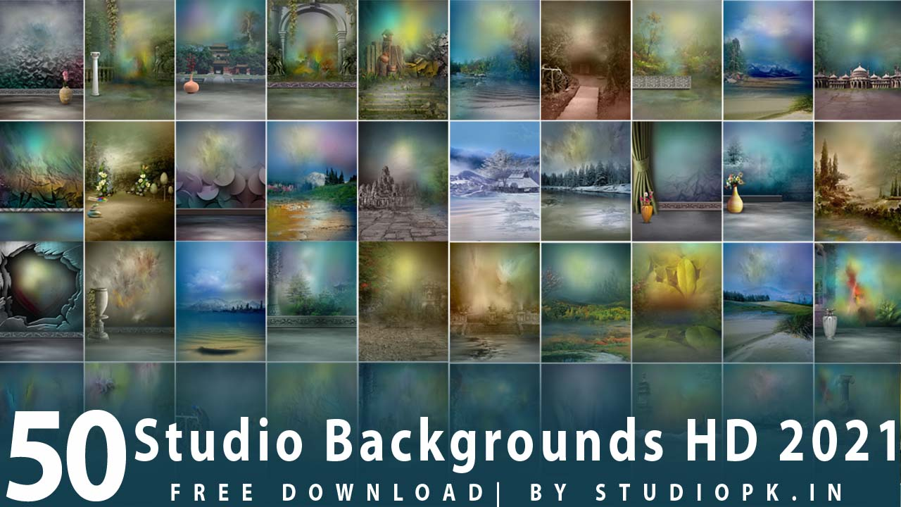 50 Studio Backgrounds HD 2021 Free Download